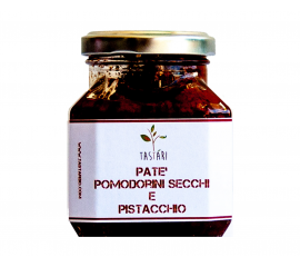 PATE' DRIED TOMATOES AND PISTACHIO