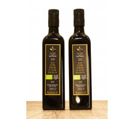 2 BOTTLES of BIOLOGIC Extra Virgin Olive Oil