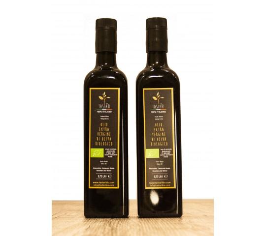 2 BOTTLES of BIOLOGIC Extra Virgin Olive Oil