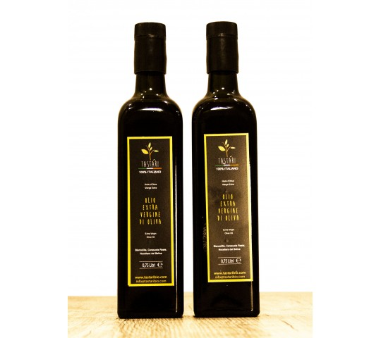 2 BOTTLES of Extra Virgin Olive Oil