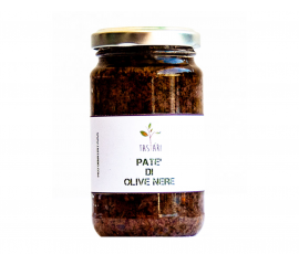 PATE' OF BLACK OLIVES