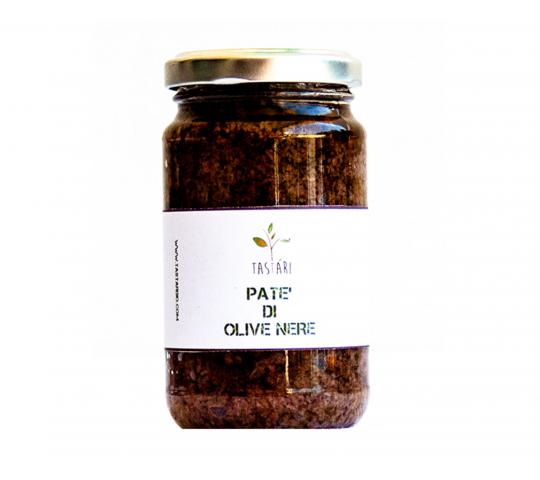 PATE' OF BLACK OLIVES