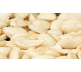 500g of  White Peeled Almonds